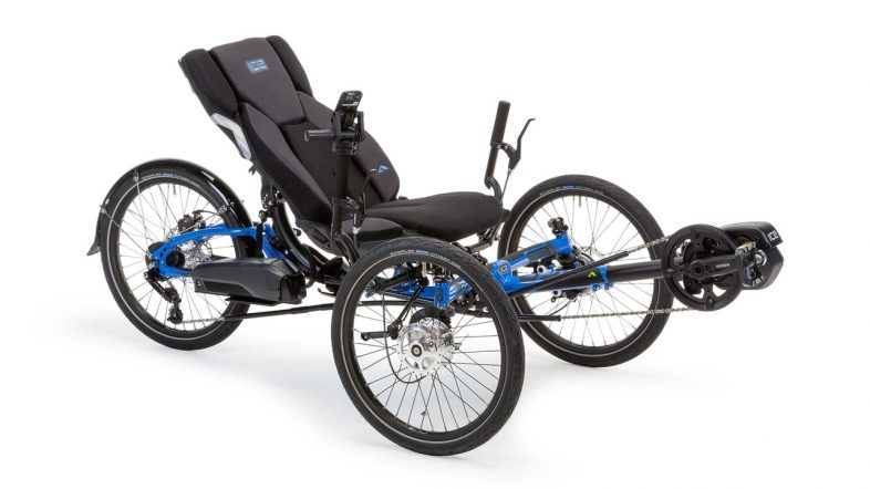 Full size photo of Ice adventure with Shimano E-Assist