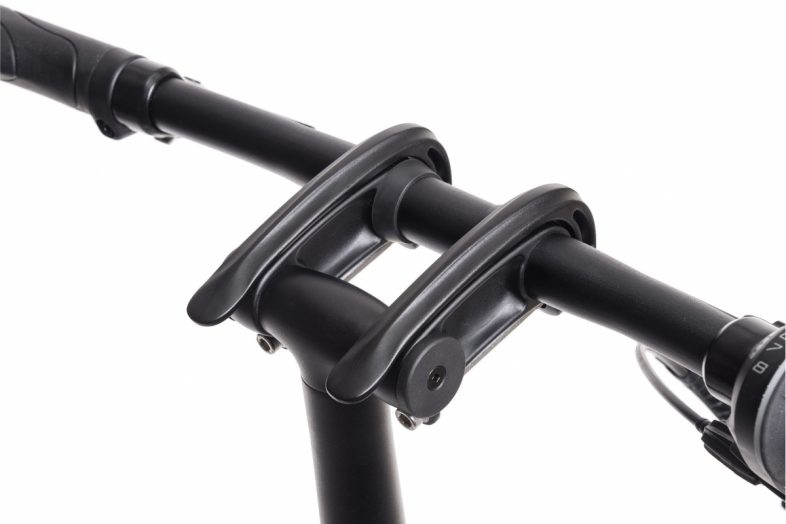 Vektron Q9 equipped with patent Andros Stem